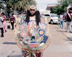 mardi gras fashion the festive costumes of the new orleans mardi gras indians vogue