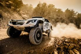 peugeot dakar 2016 a studious outing and high hopes for the peugeot 3008dkr in
