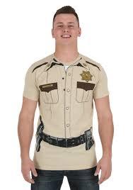 sheriff costume t shirt
