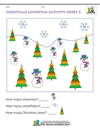 collection of solutions christmas worksheets grade 4 with