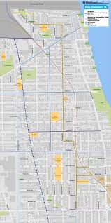 Chicago Wards Map by Biking In Rogers Park Ward 49
