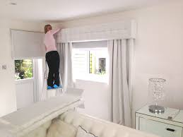 Fitting Curtain Track Curtain Valance Fitting Decorate The House With Beautiful Curtains