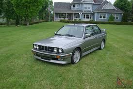 Bmw M3 1989 - 1989 bmw e30 m3 50 548 original miles excellent