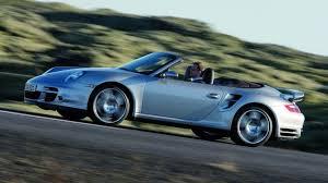 1990 porsche 911 convertible porsche 911 turbo cabriolet test drive