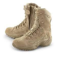 men u0027s converse waterproof side zip desert tactical boots