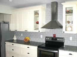 small glass tile backsplash decoration popular glass tile kitchen