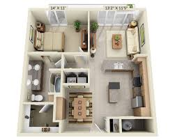 One Bedroom Apartment Floor Plans by Floor Plans U0026 Pricing For Fiori On Vitruvian Park Vitruvian Park