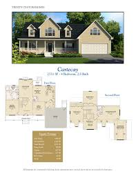 Arts And Crafts House Plans Cartecay Welcome To Trinity Custom Homes