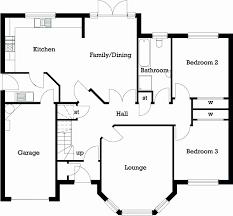 three bedroom ground floor plan 22 unique mediterranean home plans ractod org