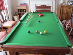 7ft pool table for sale 7ft by 3ft 6 inch dual function snooker table diner table for sale