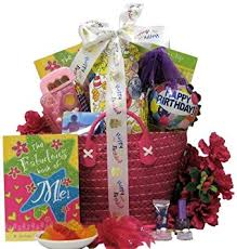 birthday baskets great arrivals kid s birthday basket for ages 9