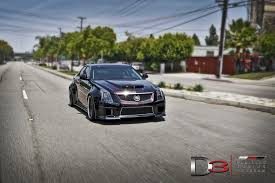 d3 cadillac cts widebody cadillac cts v flexes its muscles autoevolution