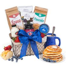 fathers day gift basket gourmet breakfast for s day gift basket by