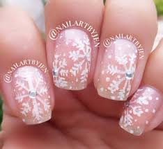 20 best winter snowflake nail art designs ideas trends