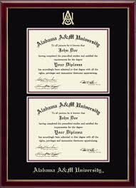of alabama diploma frame diploma frame styles church hill classics