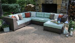 mercury row bezanson 7 piece sectional with cushions u0026 reviews