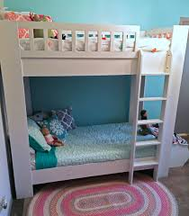 modern bunk bed ana white rustic modern bunk bed diy projects