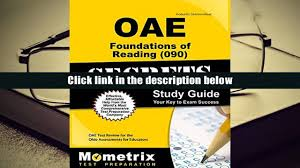 download oae foundations of reading 090 secrets study guide