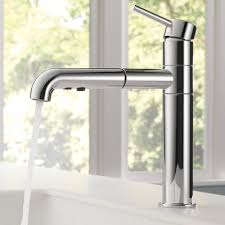 Delta Linden Kitchen Faucet by Delta Trinsic Kitchen Single Handle Pull Out Standard Kitchen