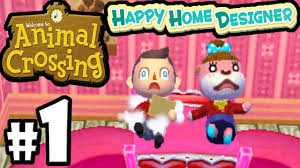 interior design games online animal crossing happy home designer animal crossing happy home designer part 1 gameplay walkthrough day 1 new town 3ds achhd youtube