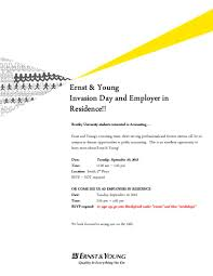 Resume Not Required Ernst And Young Resume Sample Resume For Your Job Application