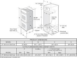 double oven cabinet plans decoration