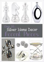 home decor accent pieces 25 fun silver home decor accent pieces 3 boys and a dog