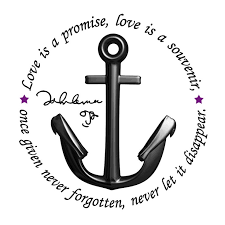 anchor quote tattoos anchor quote anchors