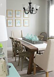 Dining Room Wall Botanical Gallery Wall In Dining Room Delightfully Noted