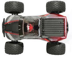 terremoto v2 1 8 scale brushless electric monster truck