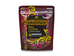 nutty chocolate flavour assam 12 pyramid bags
