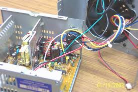 Pc Power Supply Bench Converting A Pc Power Supply