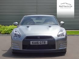 nissan gtr used uk 2016 nissan gt r v6 63 995