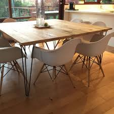home design trendy dining table hairpin legs 80215 1429644711