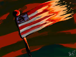 Anarchy Flag United States Of Anarchy By Itokii On Deviantart