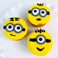 minion cupcakes minion cupcakes the home bakery