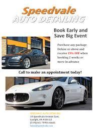 Speedvale Auto Detailing