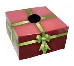 easy kmart tree box hack display boxes