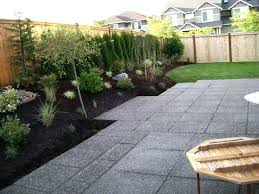 Backyard Patio Pavers Backyard Landscaping Ideas With Pavers Patio Pavement Ideas On