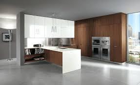 cuisine blanc noir meuble cuisine laque blanc beeindruckend meuble cuisine laque blanc