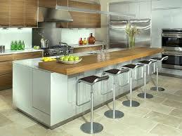 table ilot central cuisine ilot cuisine table awesome cuisine design table intgre with ilot
