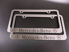 mercedes license plate holder car truck license plate frames for mercedes e350 with
