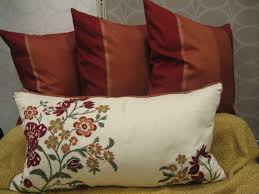 Pier One Pillows And Cushions Bedroom Appealing Brown Peacock Pier One Pillows For Elegant