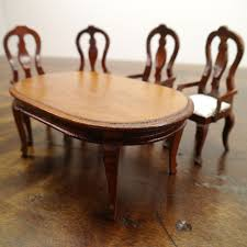 Dollhouse Dining Room Furniture by Vintage Dollhouse Furniture Home Design Ideas And Pictures