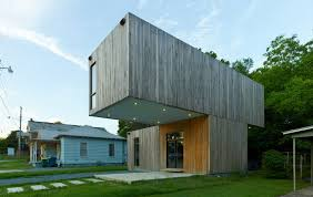 cost to build a house in arkansas students create prefab cantilever house in arkansas