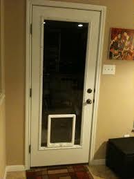 doggie door in glass door model 2466 dm lrg dog doors door glass 4 pets