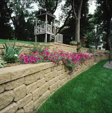 block by block segmental retaining walls how to