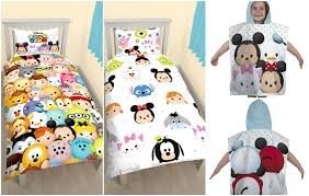 Toy Story Cot Bed Duvet Set Disney Tsum Tsum U0027huddle U0027 Single Duvet Cover Bedding Bed Sets Or