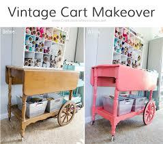 Vintage Americana Decor Craftaholics Anonymous Vintage Cart Makeover
