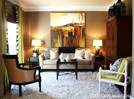 How To Decorate A Large Wall by Design Dilemma What To Hang On The Big Wall Behind Your Sofa